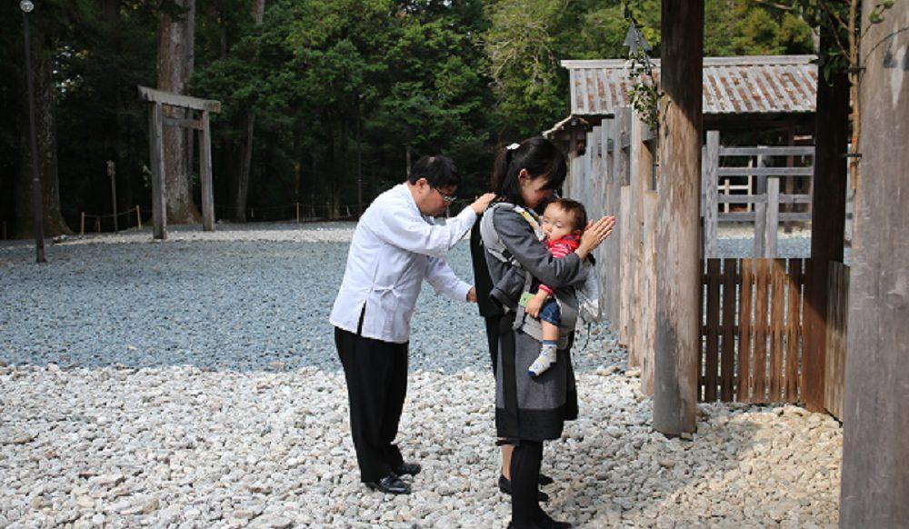栃井建設毎年恒例、開運!伊勢神宮参拝ツアー
