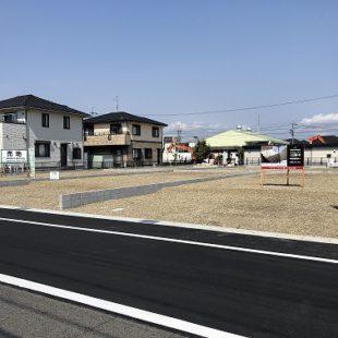 岐阜市河渡分譲地価格交渉キャンペーン実施中☆